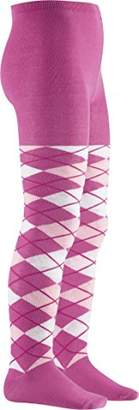 Playshoes Girls Supersoft Plaid Meets Oekotex-100 Standards Tights