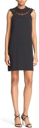 Women's Parker 'Hanley' Embellished Shift Dress $365 thestylecure.com