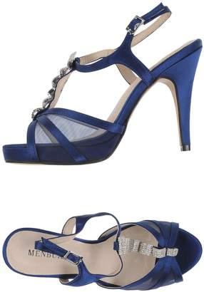 MENBUR Sandals $79 thestylecure.com