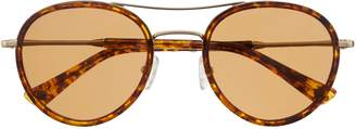 Vince Camuto Double-bridge Round Sunglasses