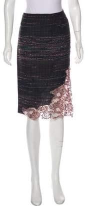 Christian Lacroix Tweed Bouclé Skirt w/ Tags