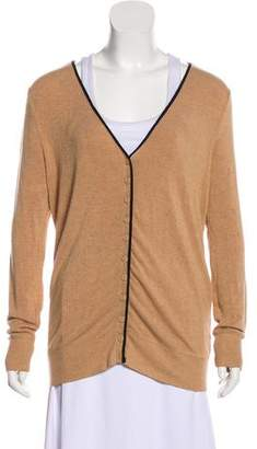 Bella Luxx Long Sleeve Button-Up Cardigan