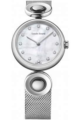 Ladies Louis Erard Romance 4 Seasons Box Set Diamond Watch 19830AA14.SETAA1