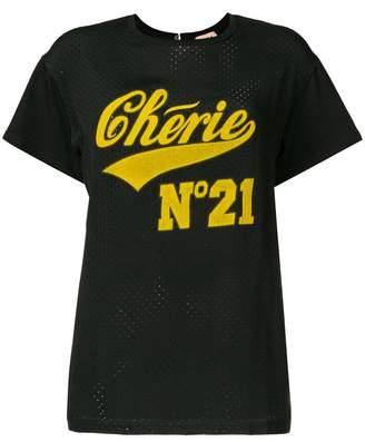 No.21 Chérie T-shirt