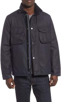 Barbour Netherley Waxed Cotton Jacket