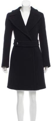 Aquilano Rimondi Aquilano.Rimondi Wool Knee-Length Coat