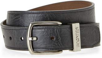 Levi's S Logo Keeper Belt