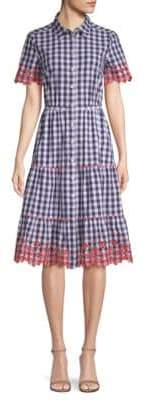 Draper James Gingham Shirtdress