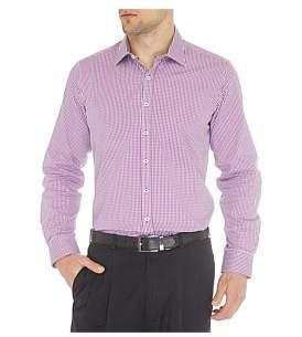 Geoffrey Beene Bryant Check Slim Fit Shirt