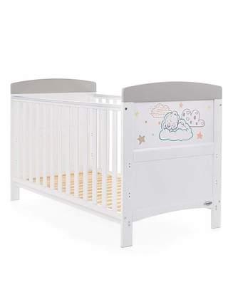 O Baby Obaby Tiny Tatty Teddy Cot Bed