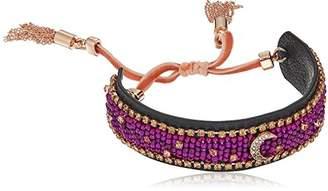 Rebecca Minkoff New Moon Evil Eye Bracelet