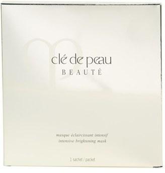 Cle De Peau Beaute Intensive Brightening Mask $30 thestylecure.com