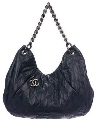 Chanel Coco Pleats Hobo