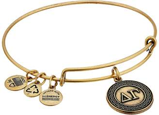 Alex and Ani Delta Gamma Charm Bangle Bracelet