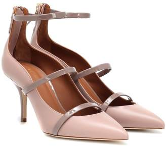 Malone Souliers Robyn leather pumps