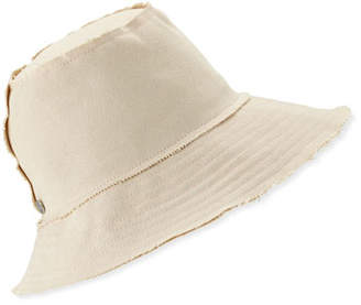 Dune Tracy Watts Cotton Canvas Foldable Fedora Hat