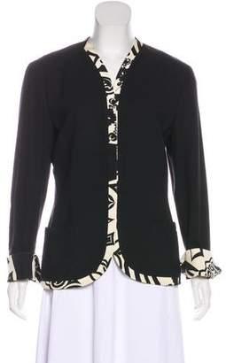 Genny Wool Snap Jacket