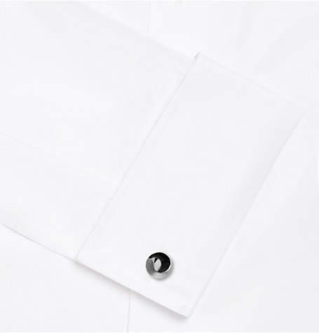Lanvin Silver-Tone Cufflinks