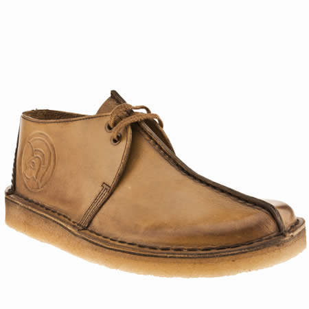 Clarks Mens Trojan Trek Shoes