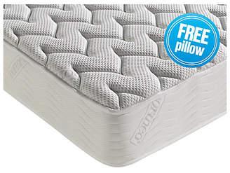 Dormeo Silver Plus Memory Foam Single Mattress