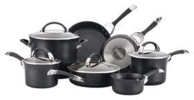 Circulon Symmetry 11-Piece Hard Anodized Cookware Set