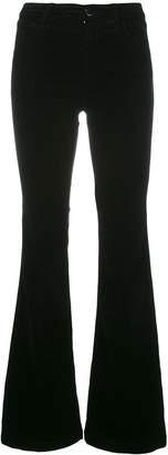 J Brand Martin flared trousers
