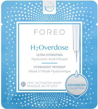 Foreo UFO-Activated Advanced Collection H2Overdose Face Mask (Pack of 6)