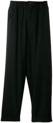 Yohji Yamamoto wide leg trousers