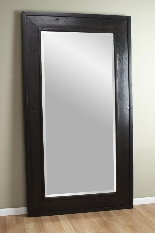Urban Woods - Palisades Floor Mirror