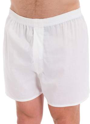 Fruit of the Loom Men's 3Pack White Boxer Shorts Boxers Underwear 2XL