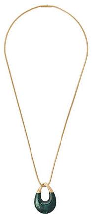 MICHAEL Michael KorsMichael Kors Autumn Luxe Pendant Necklace