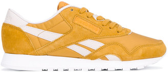 Reebok x FACE Stockholm Classic $80.48 thestylecure.com