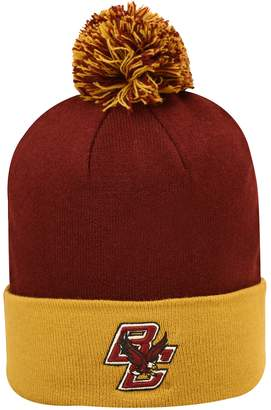 Top of the World Adult Boston College Eagles Pom Knit Hat
