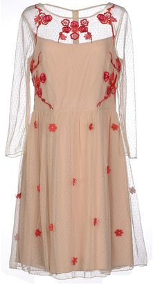 ALICE BY TEMPERLEY Short dresses $372 thestylecure.com