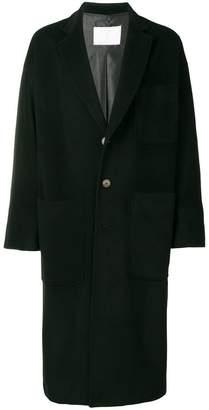 Societe Anonyme oversized loose coat