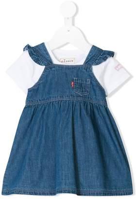 Levi's Kids two piece dress set