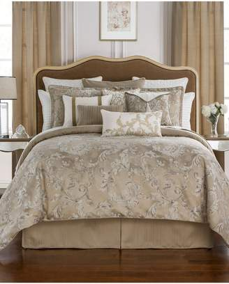 Waterford Chantelle Reversible Comforter, Sham & Bed Skirt Set
