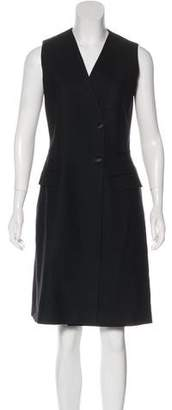 HUGO BOSS Boss by Virgin Wool Sleeveless Dress