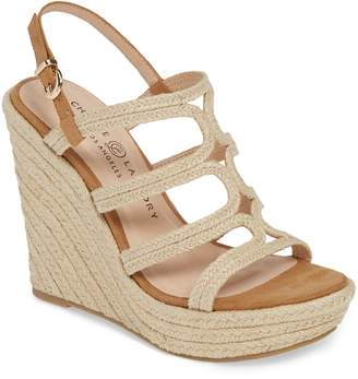 3d1893bca8a3 Chinese Laundry Wedge Women s Sandals - ShopStyle