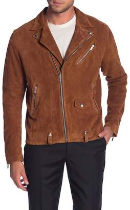 The Kooples Vintage Suede Jacket