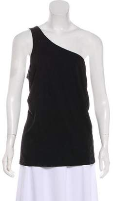 Bassike One-Shoulder Top