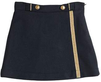 Moncler Wool Felt Skirt