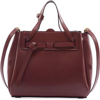 Loewe Lazo Mini Leather Top-Handle Bag