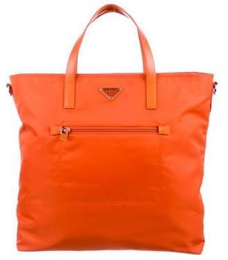 9c90cf349186 Prada Orange Handbags - ShopStyle