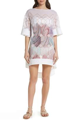 Ted Baker Sea of Clouds Cover-Up Tunic