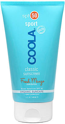 Coola Classic Sport SPF 50 Fresh Mango Moisturizer