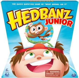 Spin Master Toys HedBanz Jr. Family Board Game by Spin Master Games
