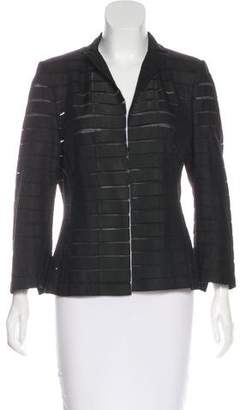 Akris Structured Evening Jacket