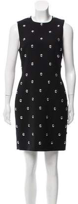 Alexander Wang Embellished Sheath Dress