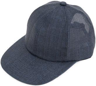 Kijima Takayuki semi-sheer cap